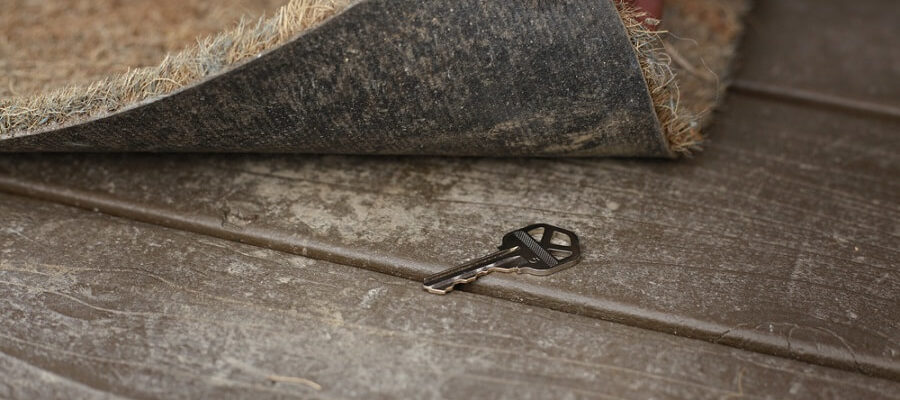 perder llaves