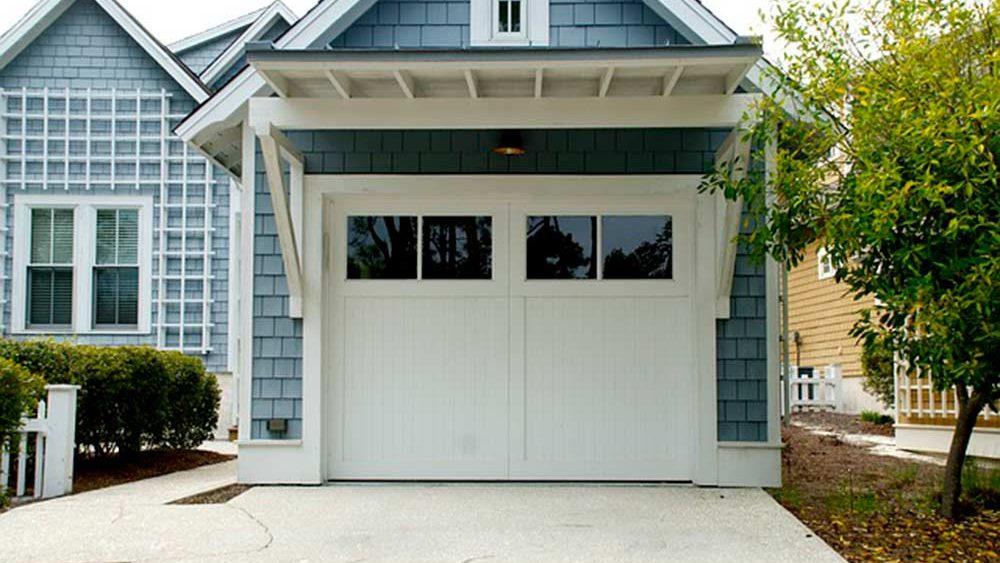 tipos de cerraduras para puertas de garaje